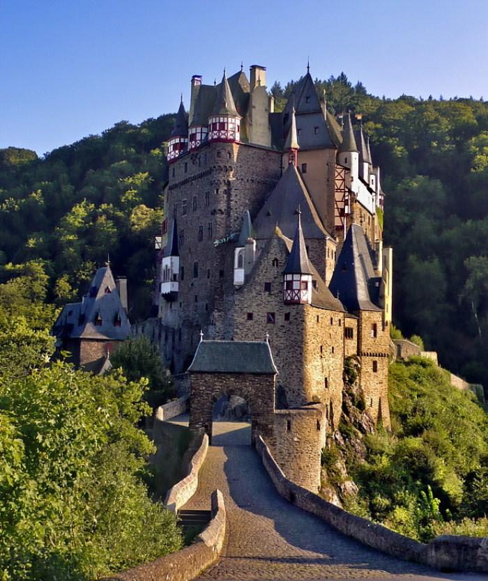 kasteel aan de moezel